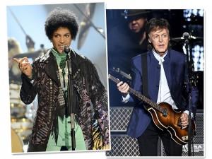 """Carta de """"ajuda"""" de Paul McCartney para Prince é vendida por R$ 48 mil"""