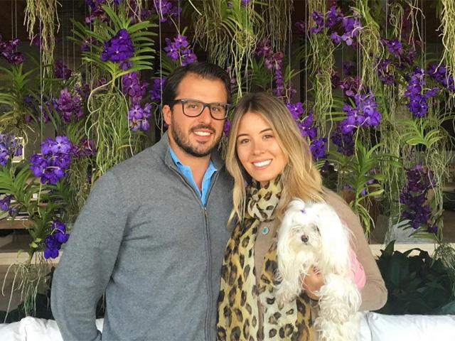 Clemente Faria Jr. e Raquel Mattar || Créditos Reprodução / Instagram