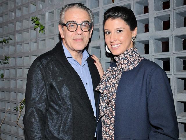 Sergio Zobaran e Maria di Pace  ||  Crédito: Bruna Guerra