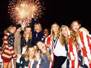 Ronda do Instagram: o Dia da Independência dos EUA nos cliques das celebs
