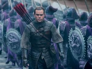 Filme chinês traz Matt Damon como protagonista e causa polêmica
