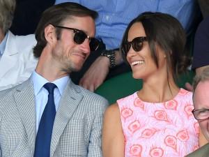 Com anel e tudo mais… Pippa Middleton está noiva de milionário!