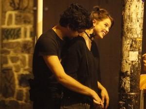 Agatha Moreira é vista com novo affair no Rio. E ele também é ator