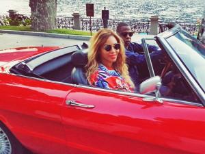 O diário de bordo das miniférias de Beyoncé e família pela França