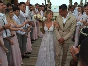 Zagueiro do Paris Saint-German se casa em Trancoso com 3 dias de festa