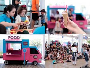 JK Iguatemi realiza festival gastronômico com mini food trucks