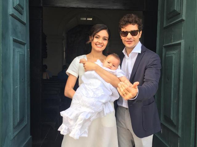 Sophie Charlotte, Otto e Daniel Oliveira