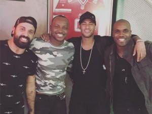 Vai aí mais uma balada com Neymar? Siga os passos do craque por SP