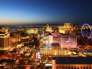 Miller leva turma vip para curtir em Los Angeles e Las Vegas