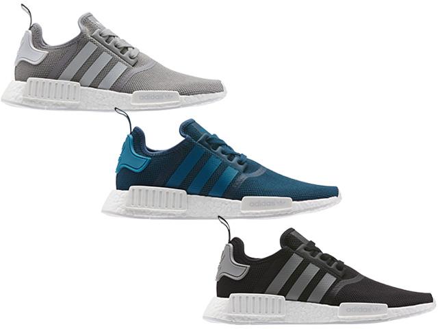 Lançamento do modelo NMDs R1 da Adidas Originals chega as lojas nesta sexta-feira
