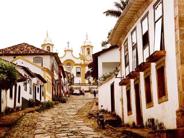 A cidade de Tiradentes, em Minas Gerais, recebe festival gastronômico de 26 de agosto e 4 de setembro      Crédito: Divulgação