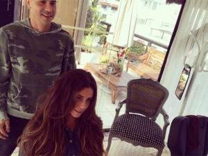 Giovanna Antonelli adere ao megahair e coloca a culpa na Lua crescente