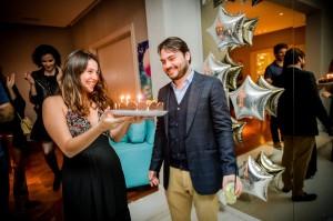 Filipe Sabará fez festa nos Jardins para comemorar seu aniversário