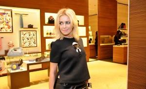 Fendi do Shopping Cidade Jardim lançou coleção com agito