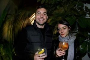 Tanqueray embala noite de jazz na Galeria Lume com muito gin & tônica