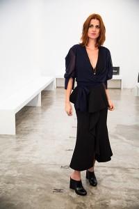 Giuliana Romanno entra para o movimento 'see now, by now' em nova coleção