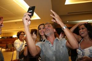 """Pré-estreia de """"Um Namorado Para Minha Mulher"""" com Ingrid Guimarães"""