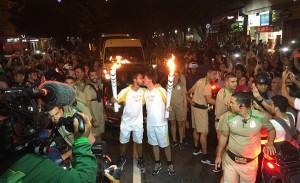 """""""Olimpíadas foram marcadas pela diversidade sexual"""", diz Carlos Tufvesson"""