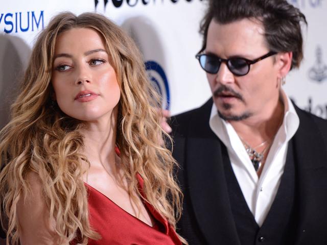 Amber Heard e Johnny Depp || Créditos: Divulgação