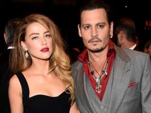 Johnny Depp e Amber Heard fazem acordo fora dos tribunais