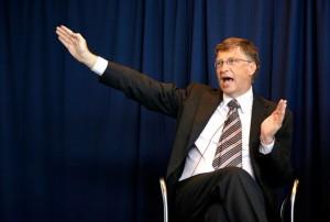 Fortuna de Bill Gates bate recorde e chega a US$ 90 bilhões