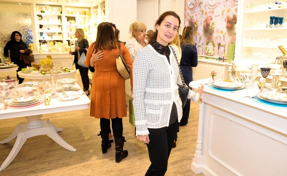 Tania Bulhões lançou coleção primavera-verão no Shopping Cidade ... 7f9e6c90b2