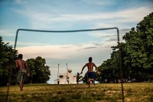 Ex-global abre mostra de fotos inspirada no universo olímpico