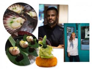 Chef do estrelado Pakta dá rasante no Brasil e recheia mala de ingredientes exóticos