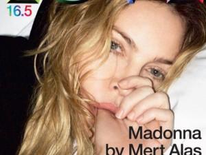 Madonna e Rocco em baguncinha boa para as lentes de Mert Alas. Vem!