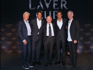Ex-tenista, Jorge Paulo Lemann arma torneio com Roger Federer