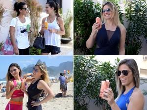 Aulão de MMA do Glamurama no Rio teve chás Liv. Quem foi?