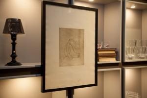 Tarsilinha do Amaral comanda bate-papo sobre arte na exposição 'Table Of Greats'