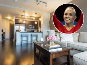 Ginasta americana coloca apê no Airbnb enquanto está na Rio 2016
