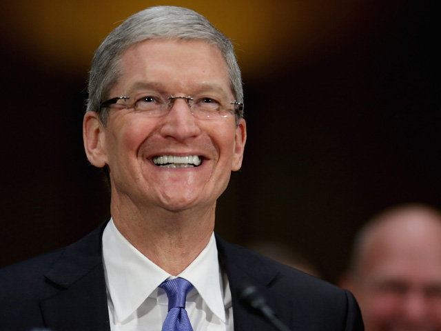 Tim Cook   ||  Crédito: Getty Images