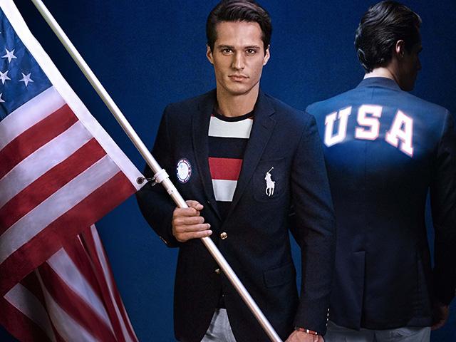 Polo Ralph Lauren cria jaqueta iluminada para a delegação americana  ed5db50b709