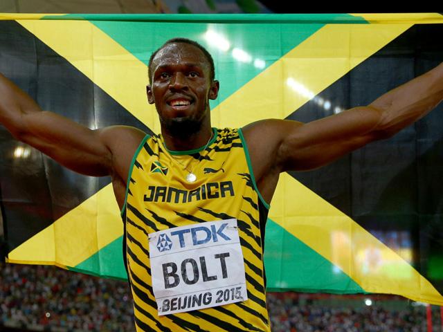 Usain Bolt se consagra como um dos atletas mais bem pagos do mundo ... 40701e2df2114