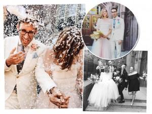 Top britânica Agyness Deyn se casa no Brooklyn com cerimônia íntima