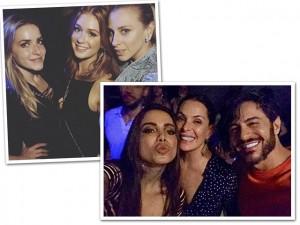 """Anitta arma festa em casa para comemorar a """"maior emoção de minha vida!"""""""