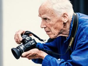 Direitos pelas fotos de Bill Cunningham são avaliados em US$ 1 milhão