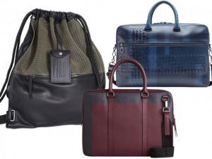 As bolsas e mochilas mais legais do pedaço para pais descolados. Vem!