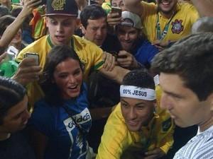 Neymar Jr. e Marquezine juntos novamente? Parece que sim