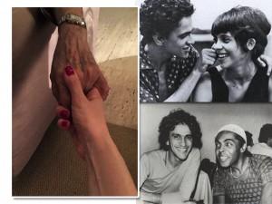 Nos 74 anos de Caetano Veloso, muitas homenagens dos amigos. Confira!