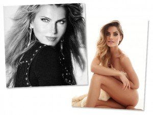 Modelo gaúcha é comparada a Adriana Zselinsky, ícone dos anos 1980