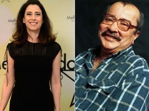 Fernanda Torres estreia programa com entrevista póstuma de João Ubaldo