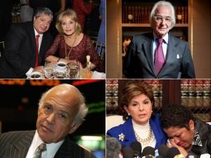 No Dia do Advogado, 6 poderosos que salvam a vida de famosos e bilionários