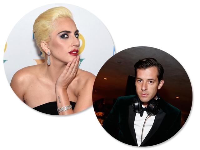 Lady Gaga e Mark Ruson || Créditos: Divulgação