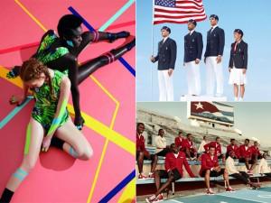Os 10 uniformes mais bonitos das equipes olímpicas pra gente votar!