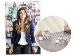 Hueb arma bate-papo sobre joias para noivas com Constance Zahn