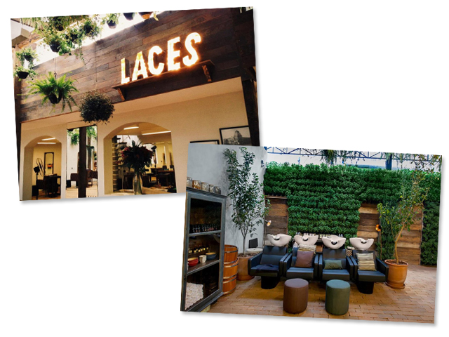 Laces and Hair abre neste domingo || Créditos: Divulgação
