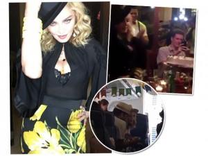 Cuba Libre! Madonna comemora nova idade em Havana com amigos